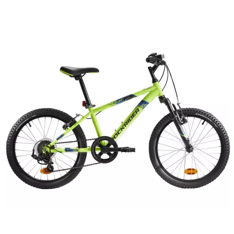 noleggio-bici-abruzzo_0009_MTB Bambino Rockrider ST500 9-12 anni 24 pollici